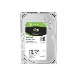 Disco Duro 500GB 7200RPM Seagate Barracuda Sata6