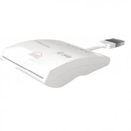 Lector de Tarjetas Chip Dnie Approx Appcrdnilw USB White