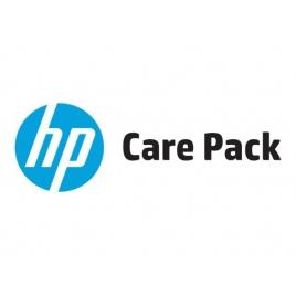 Extension de Garantia a 4 AÑOS HP NBD 9X5 Monitor Mediano