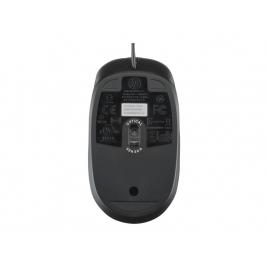 Mouse HP Optico 3 Botones Black