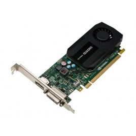 Tarjeta Grafica PCIE Quadro K420 2GB DDR3 DVI-I DP LP
