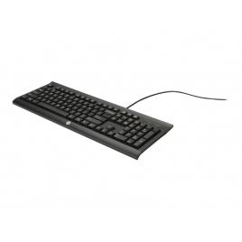 Teclado HP K1500 Black USB