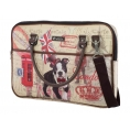 "Maletin Portatil E-VITTA 16"" Trendy Laptop DOG"