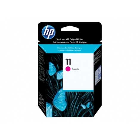 Cartucho HP 11 Magenta Inkjet CP1700 Business 2200Serie/2600