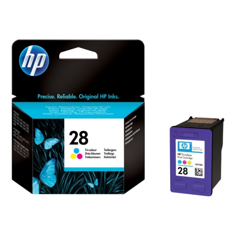 Cartucho HP 28 Color 450/3320/3325/3420/3550/3650