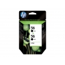 Cartucho HP 56 Black Pack 2U 7150/7350/7550/PSC1200/2200/1310