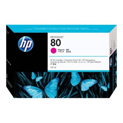 Cartucho HP 80 Magenta Designjet 1050C/Plus/1055Cm/Plus