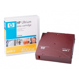 Cinta LTO HP 200Gb/400Gb Ultium 2