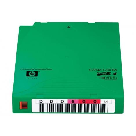 Cinta LTO-4 HP 800Gb/1.6Tb