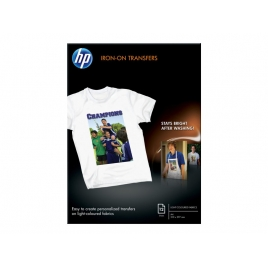 Papel HP Transfer C6050A
