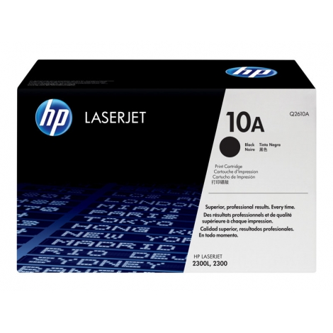 Toner HP 10A Black 2300 2300L 6000 PAG