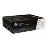 Toner HP 128A Multipack CM1415 CP1525 3X 1300 PAG