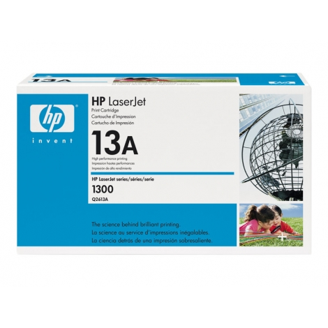 Toner HP 13A Black 1300 2500 PAG
