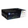 Toner HP 305A Multipack 300 M351 M375 400 M451 M475 3X 2600 PAG