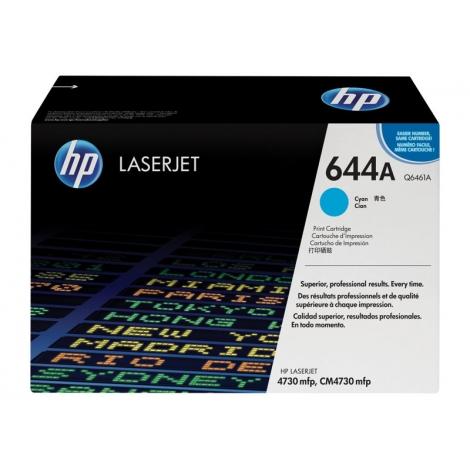 Toner HP 644A Cyan 4730 12000 PAG