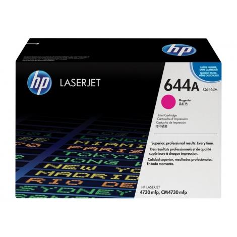 Toner HP 644A Magenta 4730 12000 PAG