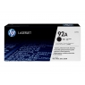 Toner HP 92A Black 1100 3200 2500 PAG