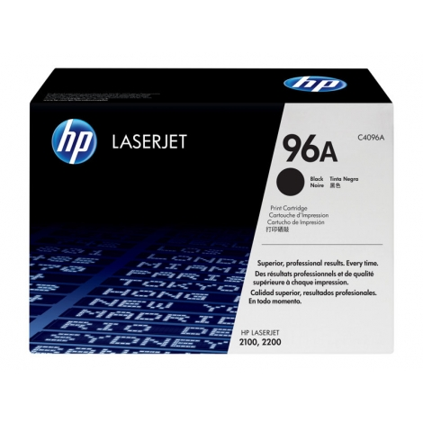 Toner HP 96A Black 2100 2200 5000 PAG