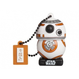 Memoria USB Silver HT 16GB Star Wars TLJ BB8