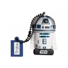 Memoria USB Silver HT 16GB Star Wars TLJ R2D2