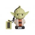 Memoria USB Silver HT 16GB Star Wars TLJ Yoda