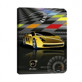 "Funda Tablet E-VITTA 10.1"" Stand 2P Urban Trendy Super CAR"