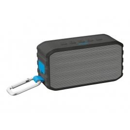 Altavoz Bluetooth Trust Urban Veltus 14W SD Black/Blue