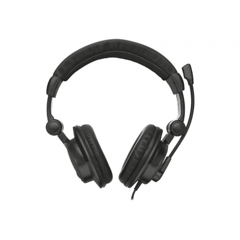Auricular + Microfono Trust como Headset Stereo Black