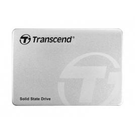 """Disco Duro SSD Transcend 370S 128GB Sata6 2.5"""" + Bahia 3.5''"""