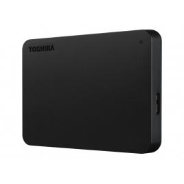 "Disco Duro Toshiba 3TB Canvio Basic USB 3.0 2.5"" Black"