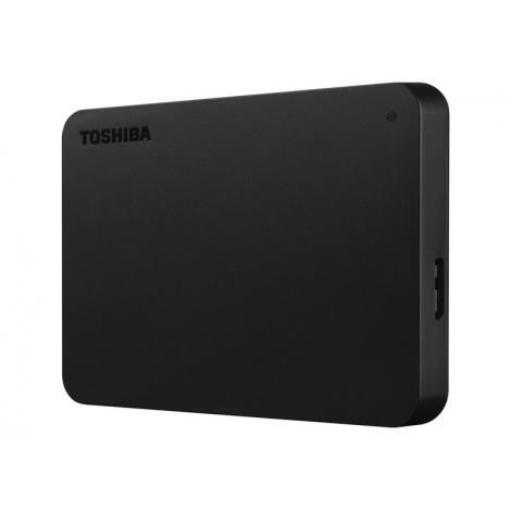 "Disco Duro Toshiba 3TB Canvio Basic USB 3.0 2.5"" Black"