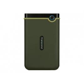 "Disco Duro Transcend 1TB Storejet 25M3G USB 3.1 2.5"" Green"
