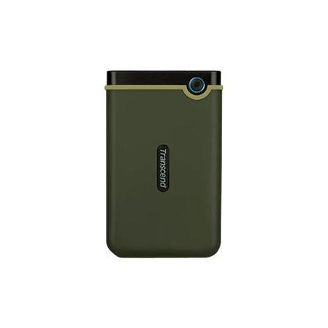 "Disco Duro Transcend 2TB Storejet 25M3G USB 3.1 2.5"" Green"