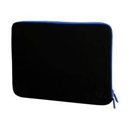 "Funda Portatil V7 Elite 16"" Black/Blue"