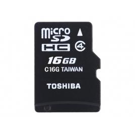 Memoria Micro SD Toshiba M102 16GB Class 4 + Adaptador SD