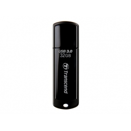 Memoria USB 3.0 Transcend 32GB Jetflash 700 Black