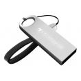 Memoria USB Transcend 16GB Jetflash 520 Silver