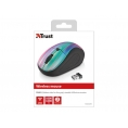 Mouse Trust Wireless Primo Black Rainbow