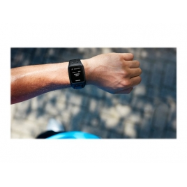 Smartwatch Tomtom Spark Cardio + Music GPS Fitness + Bluetooth Headphones Black S