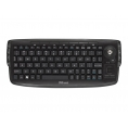 Teclado Trust Wireless Entertainment Compact Black