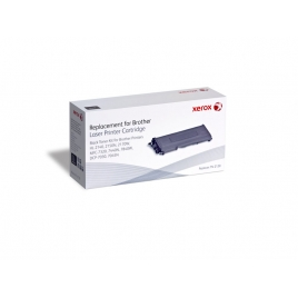 Toner Xerox Compatible Brother TN2120 Black 2600 PAG