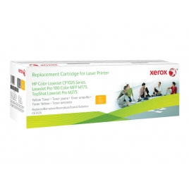 Toner Xerox Compatible HP 126A Yellow 1100 PAG