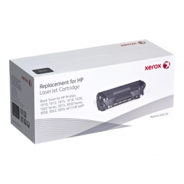 Toner Xerox Compatible HP 12A Black 2000 PAG