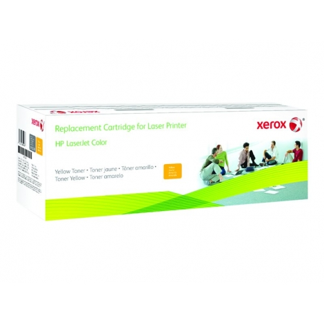 Toner Xerox Compatible HP 130A Yellow 1000 PAG
