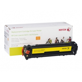 Toner Xerox Compatible HP 131A Yellow 1800 PAG