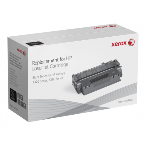 Toner Xerox Compatible HP 49X Black 6000 PAG