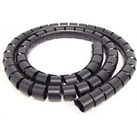 KIT Comecable Black 15MM 2.5M