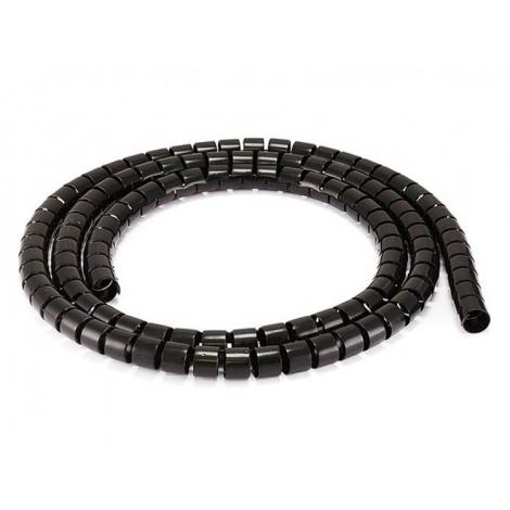 KIT Comecable Kablex Black 15MM 5M