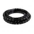 KIT Comecable Kablex Black 20MM 10M
