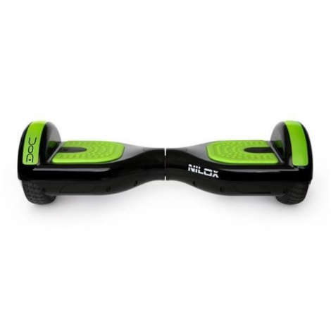 Patinete Motorizado Nilox DOC Hoverboard 6.5 Black